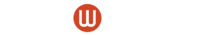 Logo blanc Leman Web Digital
